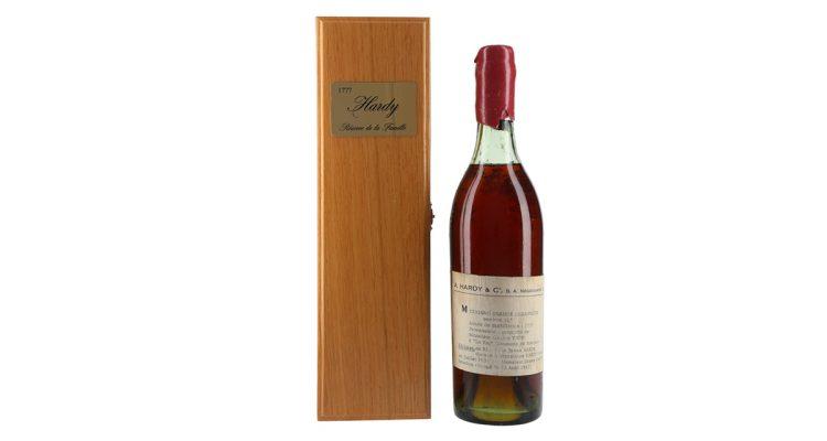 Hardy Cognac 1777