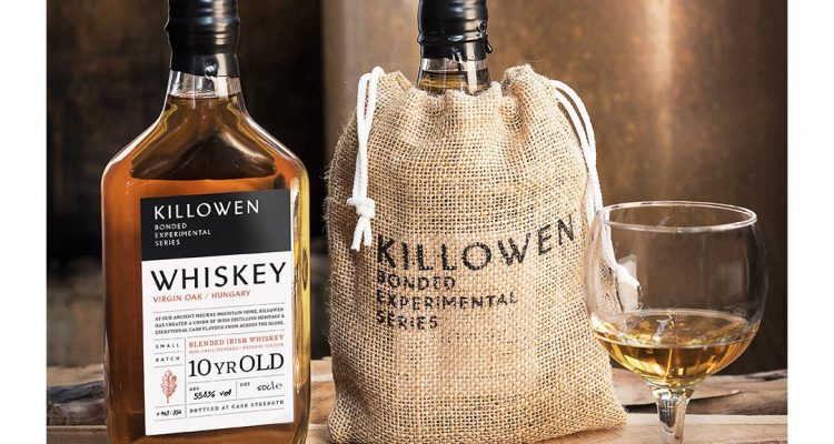 Killowen Bonded Experimental Series Hungarian Cask