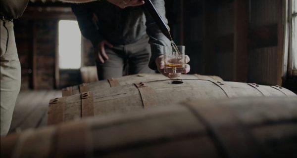 Knob Creek Bourbon Reflection
