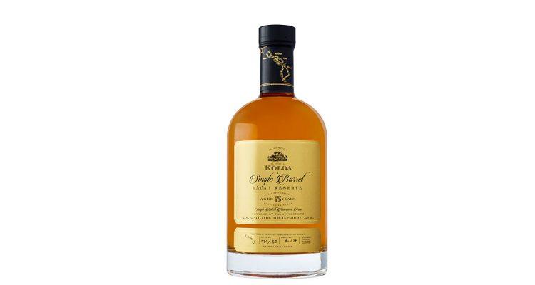 Koloa Rum Debuts Kaua'i Reserve Five-Year Aged Hawaiian Rum
