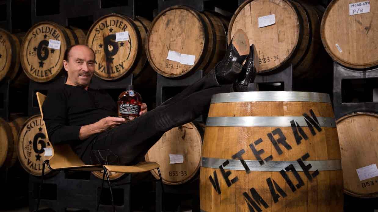 Lee Greenwood Signature Bourbon Whiskey