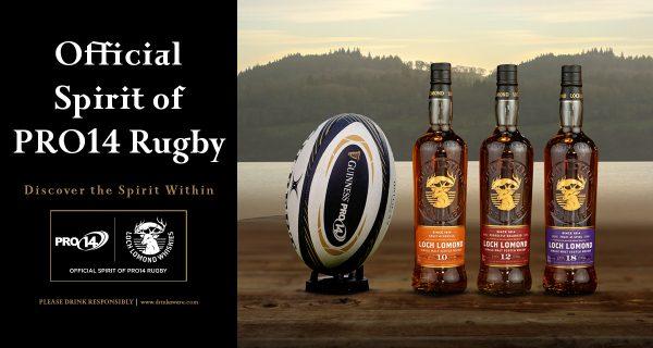 Loch Lomond Whiskies Pro14 Rugby