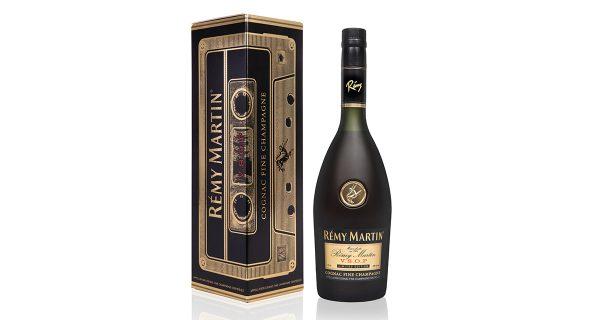 Remy Martin Mixtape VSOP Bottle