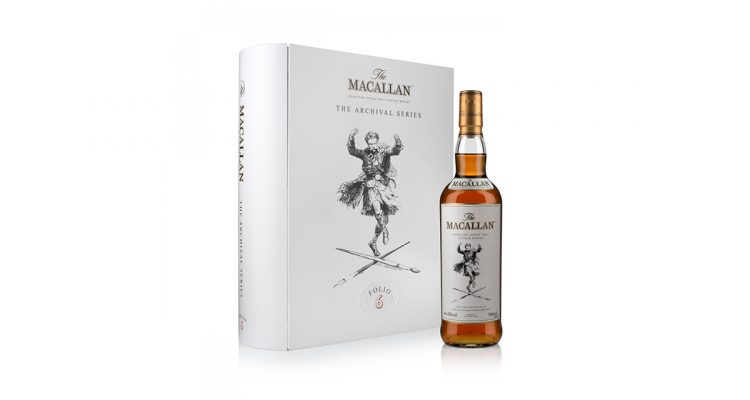 The Macallan Archival Series Folio 6