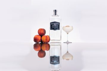 The Wilmington Signature Cocktail Aviation Gin