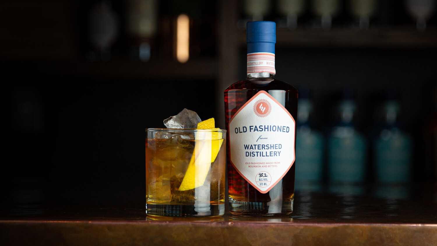 Watershed Bottled Old Fashioned Best