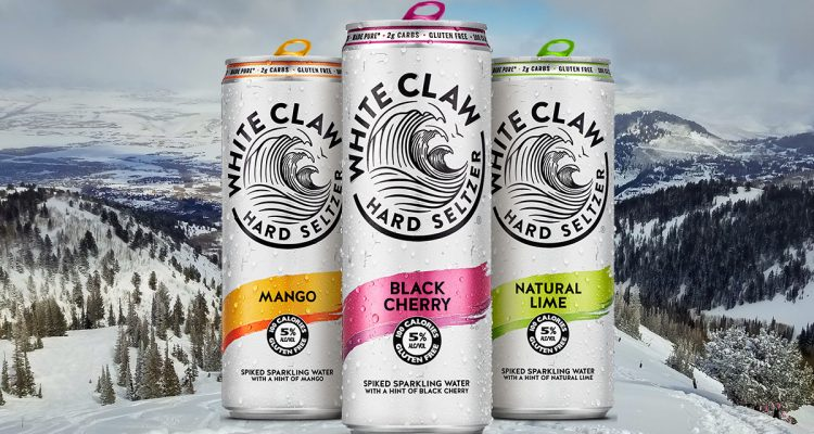 White Claw Hard Seltzer Sundance Film Festival Official