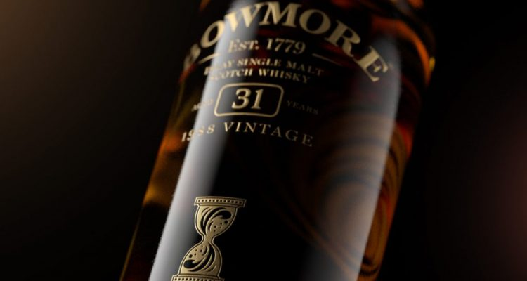 Bowmore Timeless 31