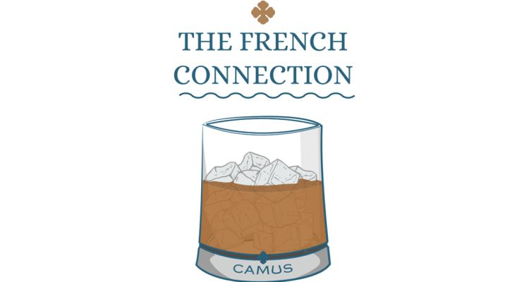 Camus French Connection Cocktail Kit