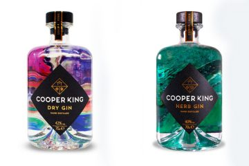 Cooper King Distillery Dry and Herb Gins Certified Carbon Negative