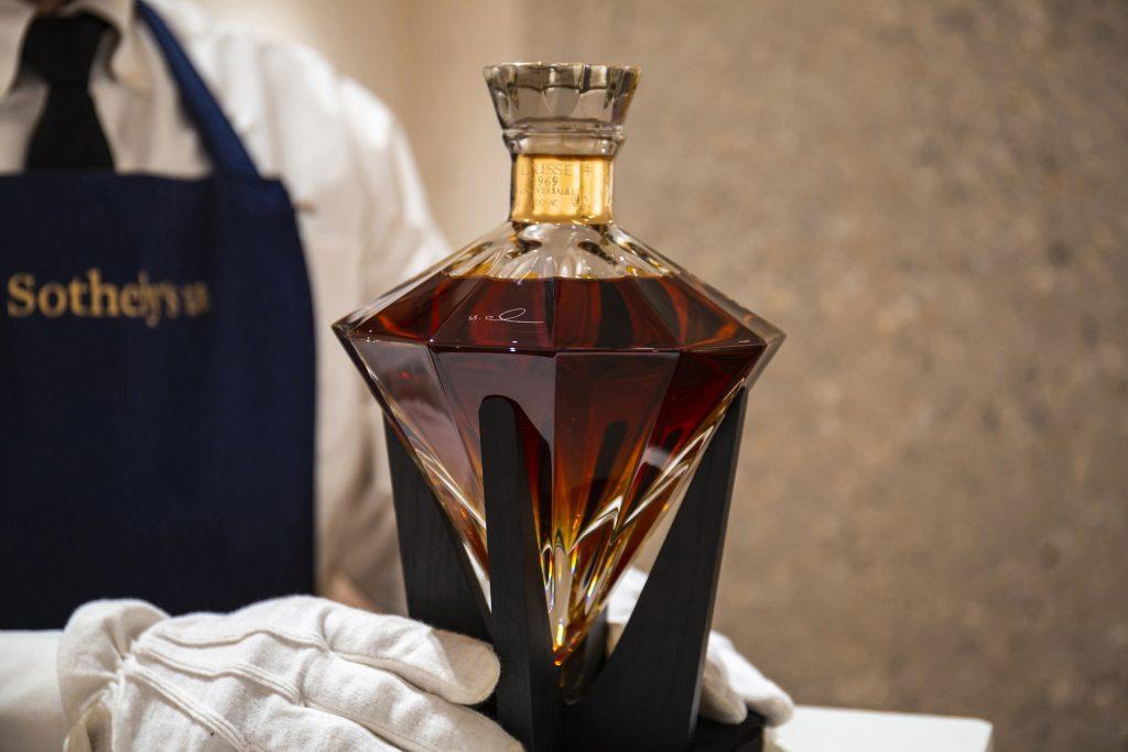 D'Usse 1969 Anniversaire Limited Edition Bottle No. 1