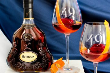 Hennessy XO 49 Commemorative Cocktail Set -Image-1