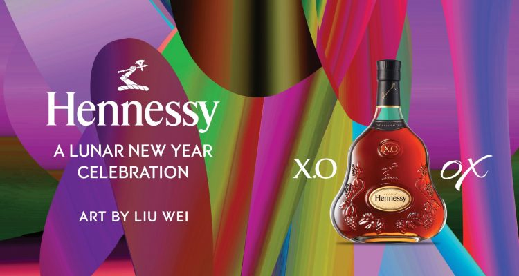 Henry Golding Joins Hennessy XO For Lunar New Year Celebration