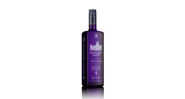 Highclere Castle Gin bitcoin