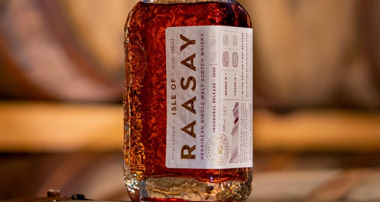 Isle Of Raasay Inagural Release Ballot
