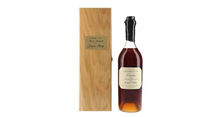 Jacques Hardy Cognac collection