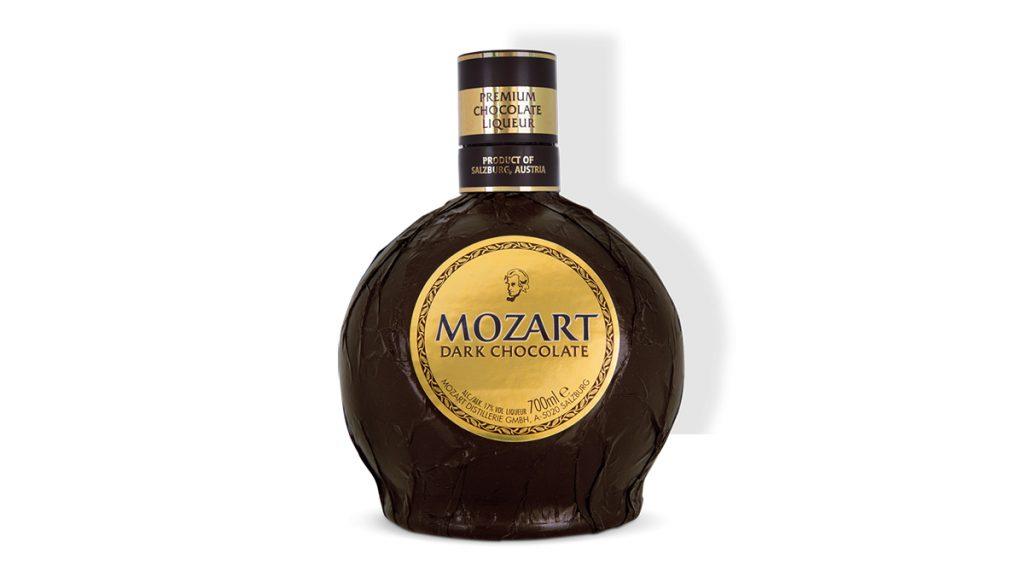 Last Minute Valentine's Day Gift Guide - Mozart Dark Chocolate Liqueur