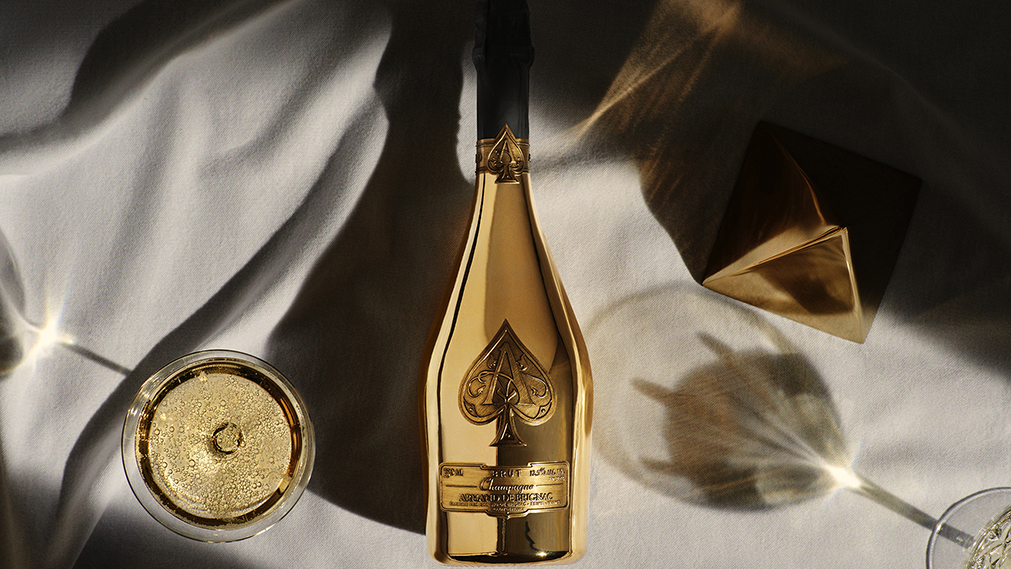 Moet Hennessy Partners With Jay-Z On Champagne Armand de Brignac