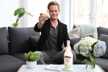 Neil Patrick Harris Baileys Deliciously Light