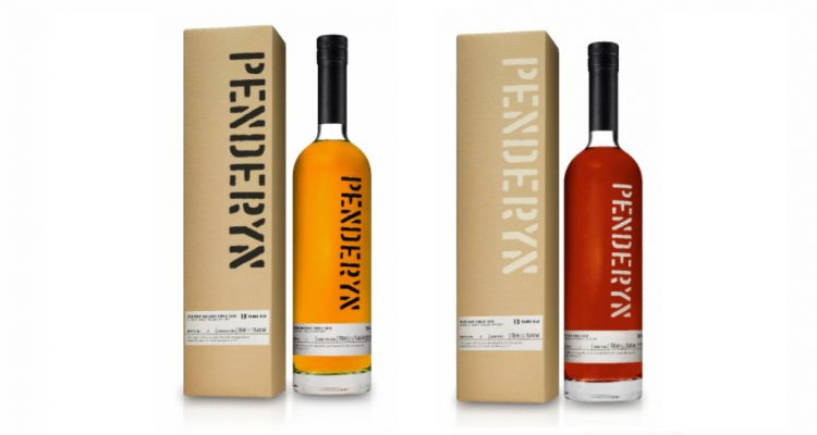 Penderyn 2021 Single Cask Whiskies