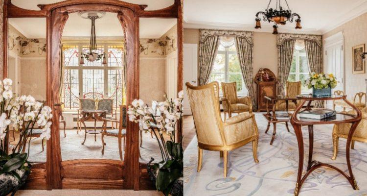 Perrier-Jouet Christie's Maison Belle Epoque Visits