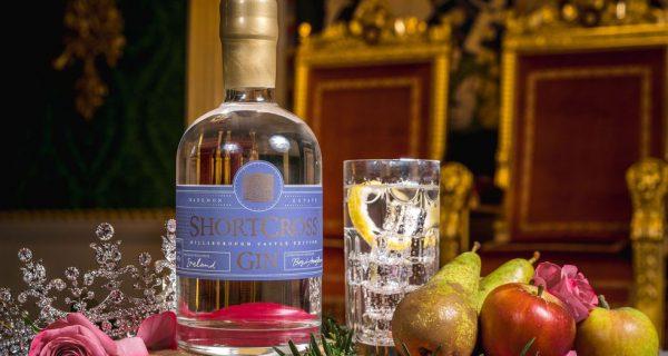 Queen Elizabeth II's Hillsborough Castle and Gardens Shortcross Gin