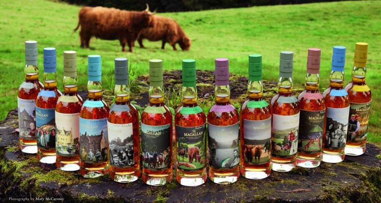 The Macallan Anecdotes of Ages Collection (Photography by Mary McCartney)