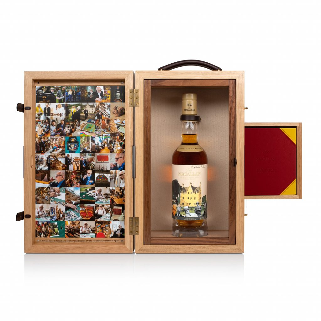 The Macallan Anecdotes of Ages Collection_ A New Era of Advertising (1)