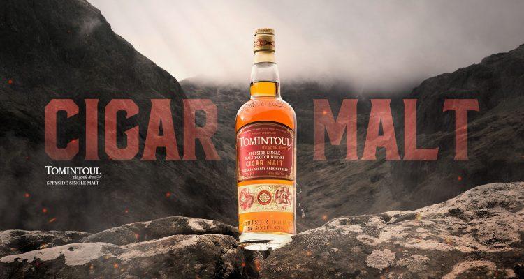Tomintoul Cigar Malt Whisky
