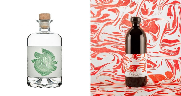 Audemus Spirits Partners With Michelin-Starred Chef To Create Fractal 2.0 and Anne-Sophie Pic Gin