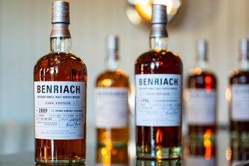 Benriach Cask Edition Collection 2021
