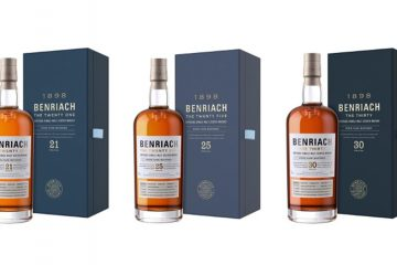 Benriach Rare 21, 25 and 30 Year Old Whiskies