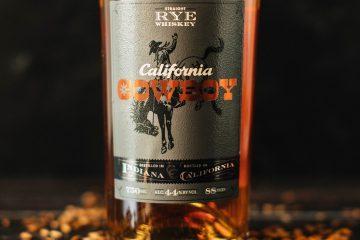 California Cowboy Rye Whiskey