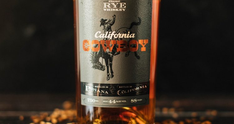 California Cowboy Rye Whiskey
