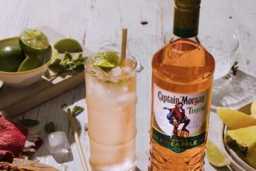 Captain Morgan Tropical