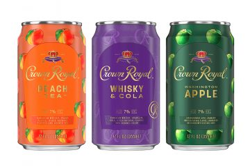 Crown Royal Canned Cocktails