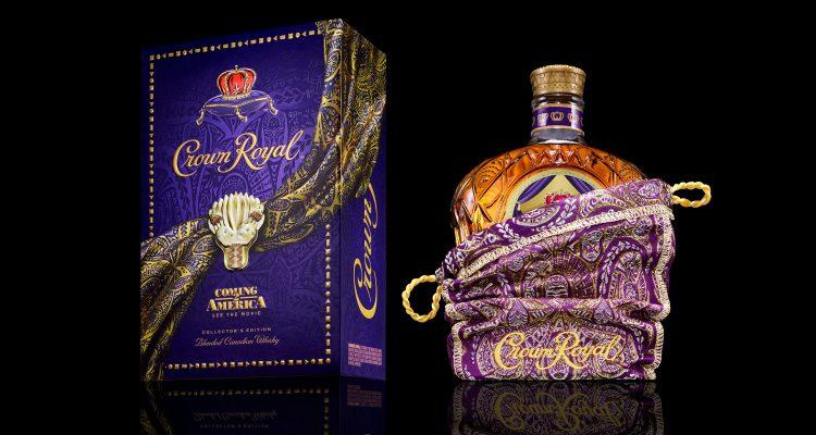 Crown Royal Coming 2 America pack
