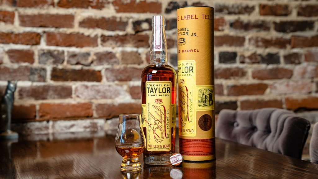 E. H. Taylor, Jr Bourbon Teams Up With Chris Stapleton For Bottled In Bond Day 2021 Release