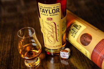 E. H. Taylor, Jr Bourbon Teams Up With Chris Stapleton For Bottled In Bond Day Release Close Up