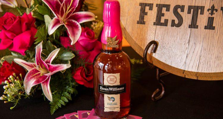 Evan Williams Kentucky Derby Festival Bourbon