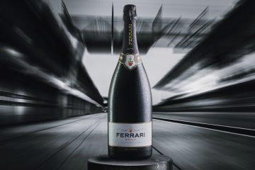 Ferrari Trento Sparkling Wine Named Official Toast of Formula 1