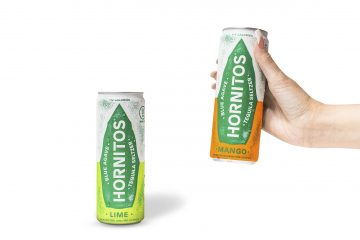 Hornitos Tequila Seltzer - Lime and Mango