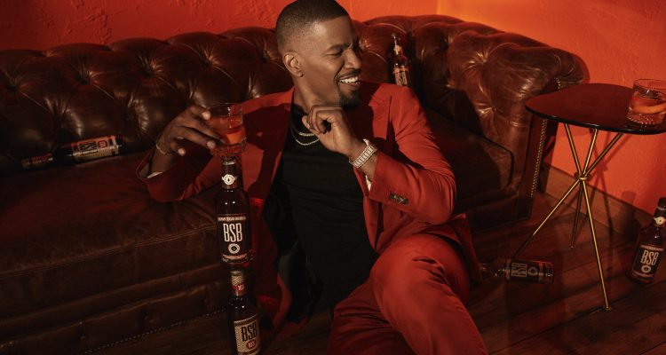 Jamie Foxx Brown Sugar Bourbon BSB