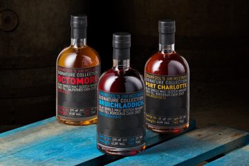 Jim McEwan Signature Collection Arrives Featuring Bruichladdich, Port Charlotte and Octomore Whiskies