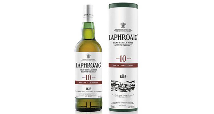 Laphroaig 10 Years Old Sherry Oak