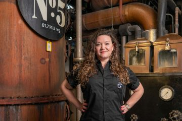 Lexie Phillips - Assistant Distiller