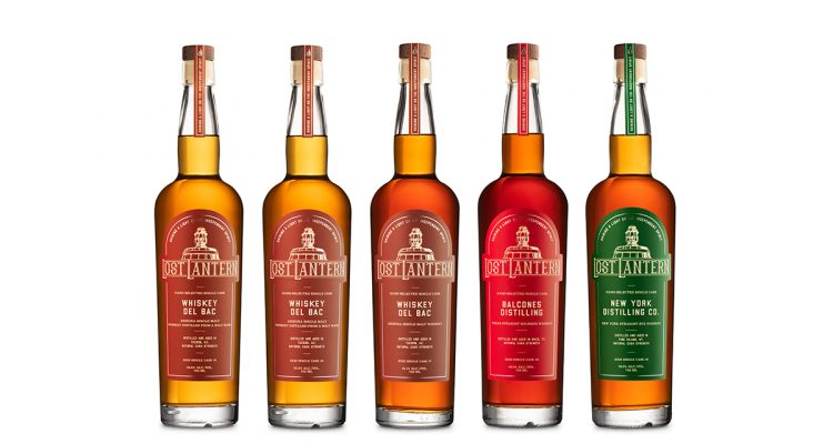 Lost Lantern Spring 2021 Single Cask Collection
