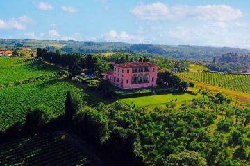 Mangiacane Organic Tuscan Wine