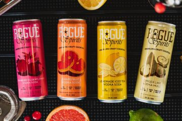 Rogue Canned Cocktails