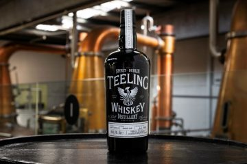 Teeling Whiskey St Patrick's Day Irish Virgin Oak